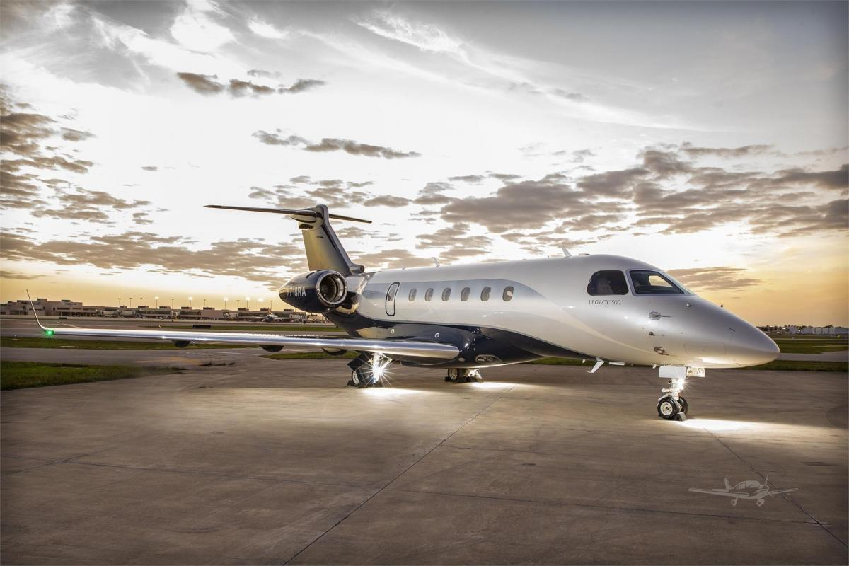 2015 EMBRAER LEGACY 500 Photo 3