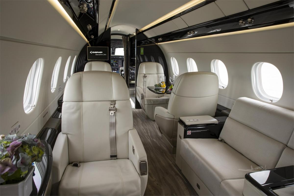 2015 EMBRAER LEGACY 500 Photo 5
