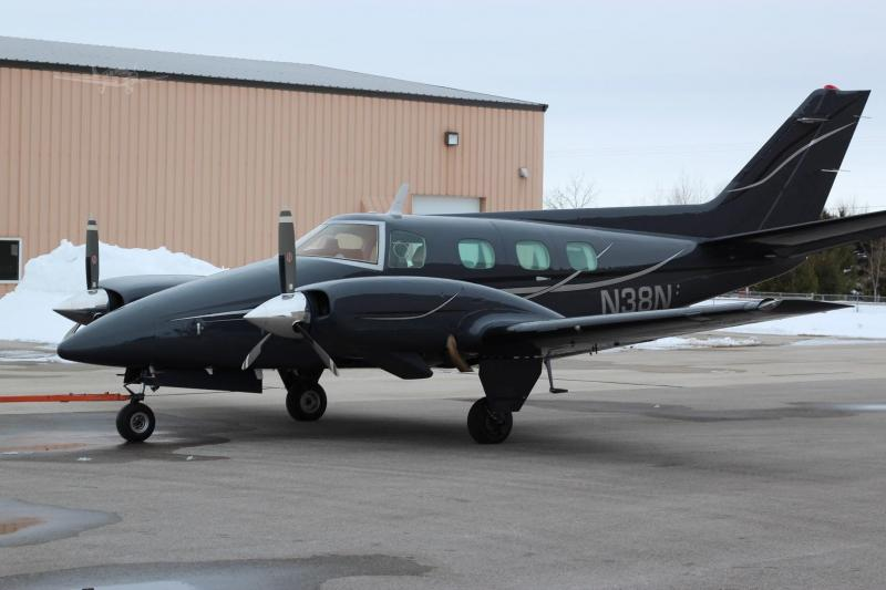 1973 BEECHCRAFT A60 DUKE - Photo 1