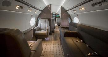 2014 Gulfstream G550 for sale