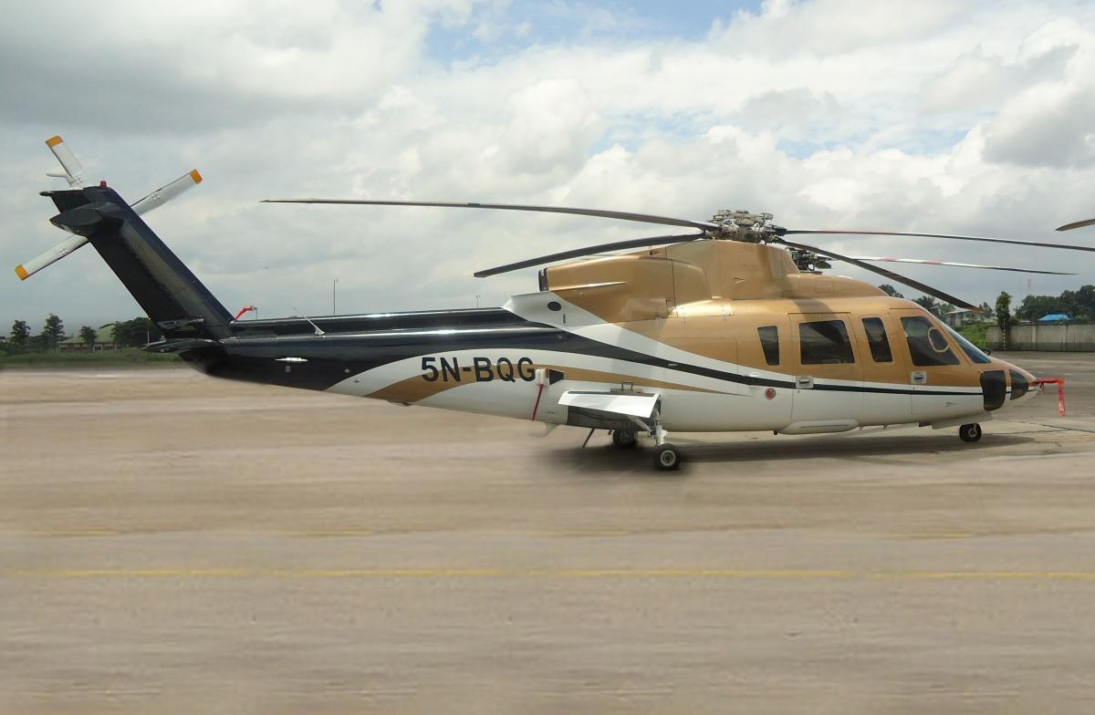 1998 Sikorsky S76C+ - Photo 1