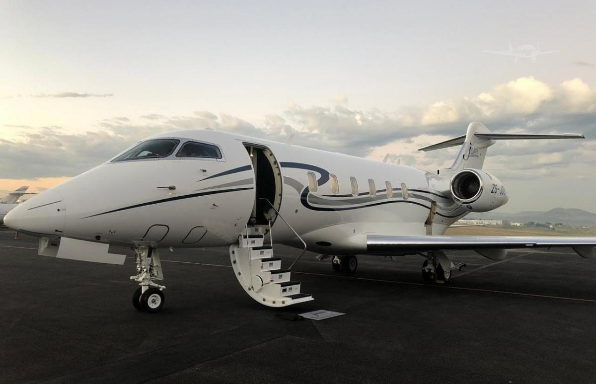 2015 BOMBARDIER/CHALLENGER 350 - Photo 1
