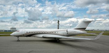 2014 Bombardier Global 6000 for sale - AircraftDealer.com