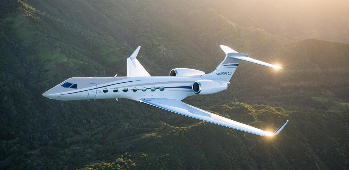 2014 Gulfstream G550 Photo 2