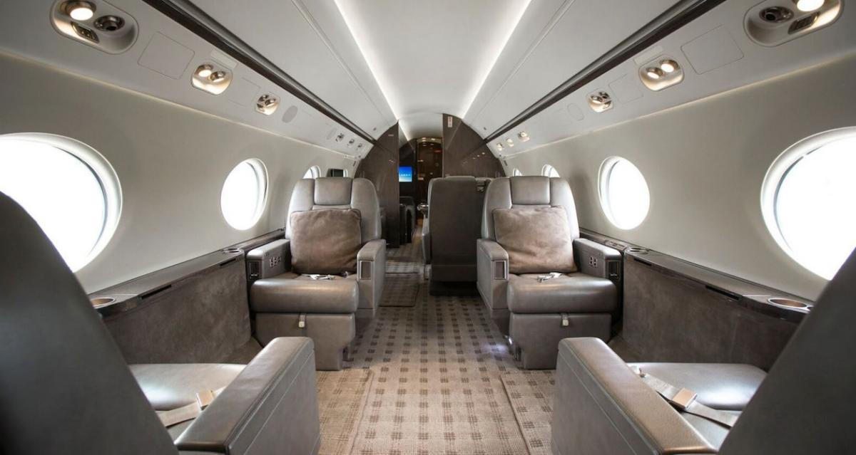 2014 Gulfstream G550 Photo 3