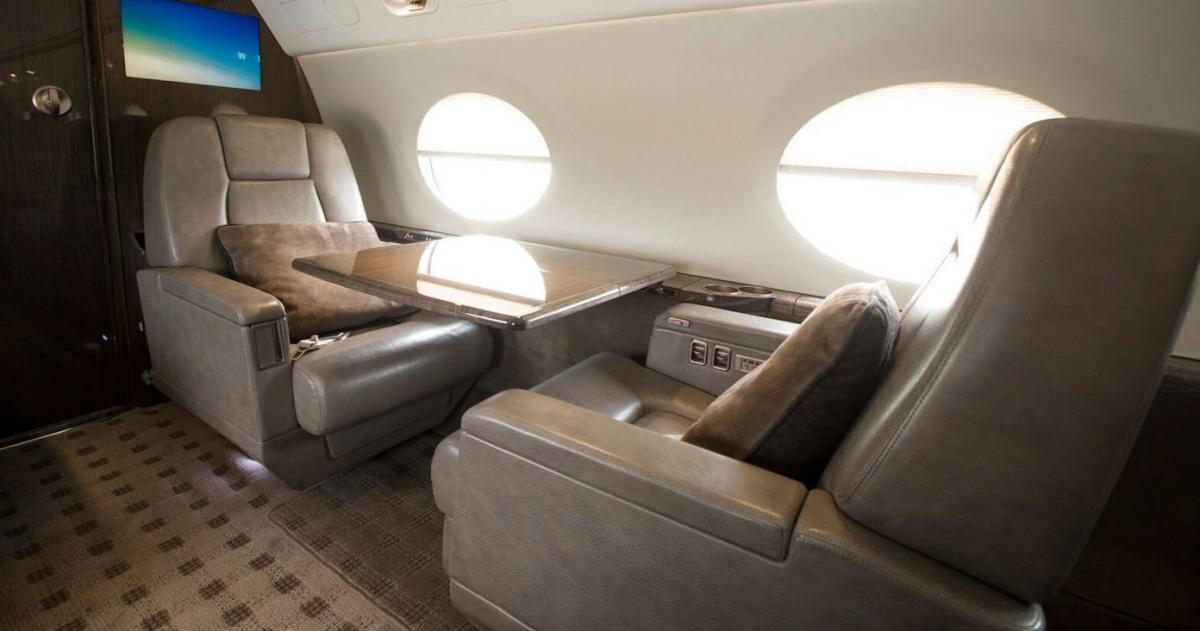 2014 Gulfstream G550 Photo 5