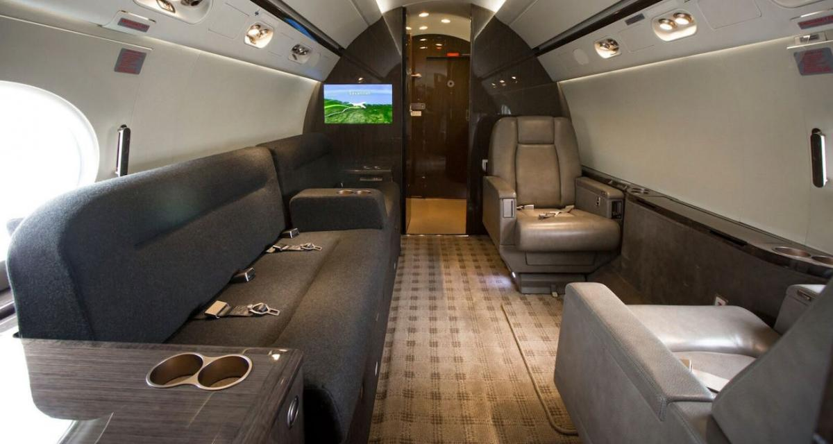 2014 Gulfstream G550 Photo 6