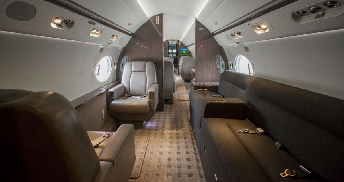 2014 Gulfstream G550 Photo 7