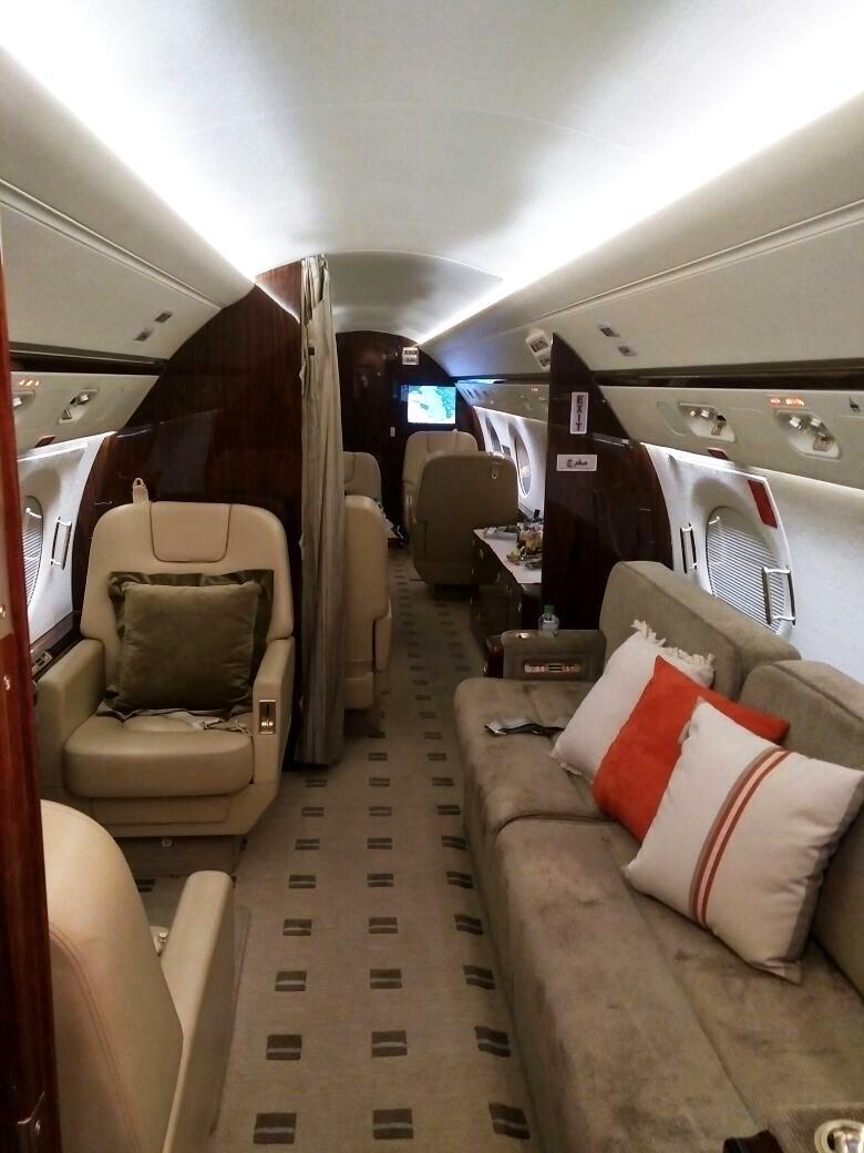 2008 Gulfstream G450 Photo 3