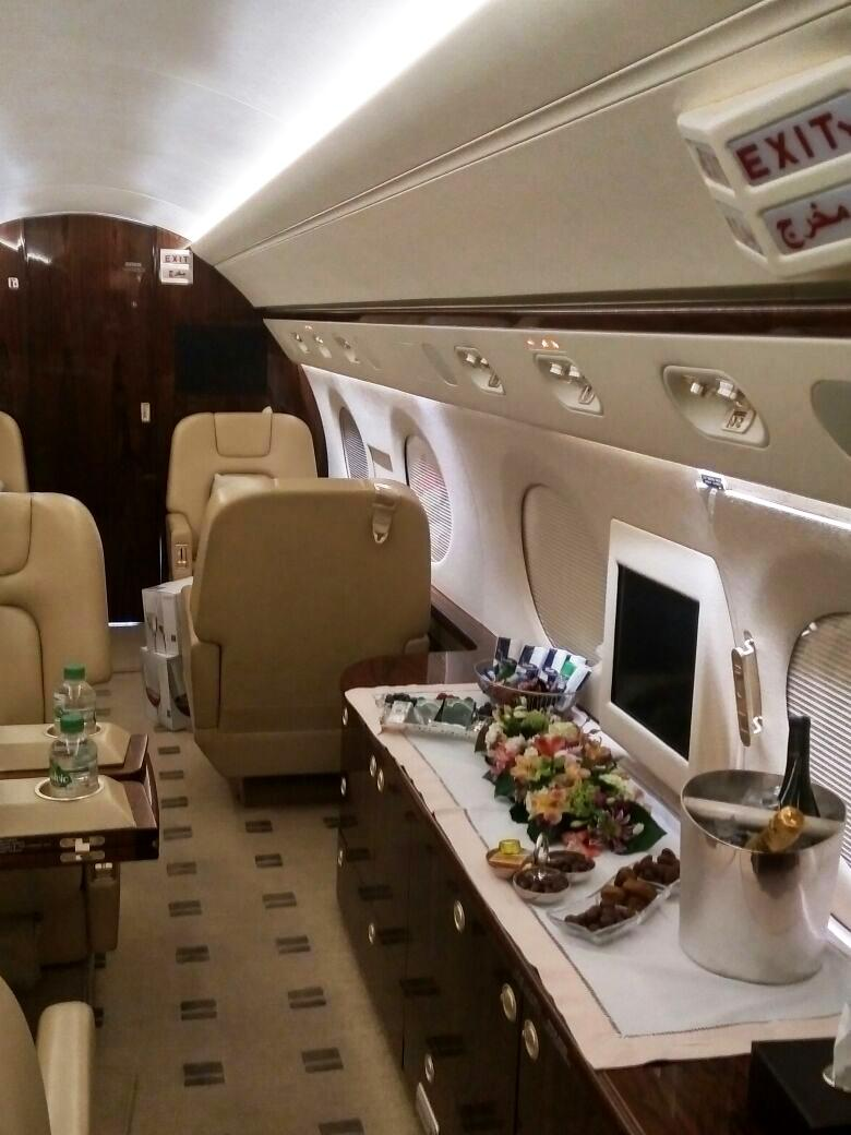 2008 Gulfstream G450 Photo 4