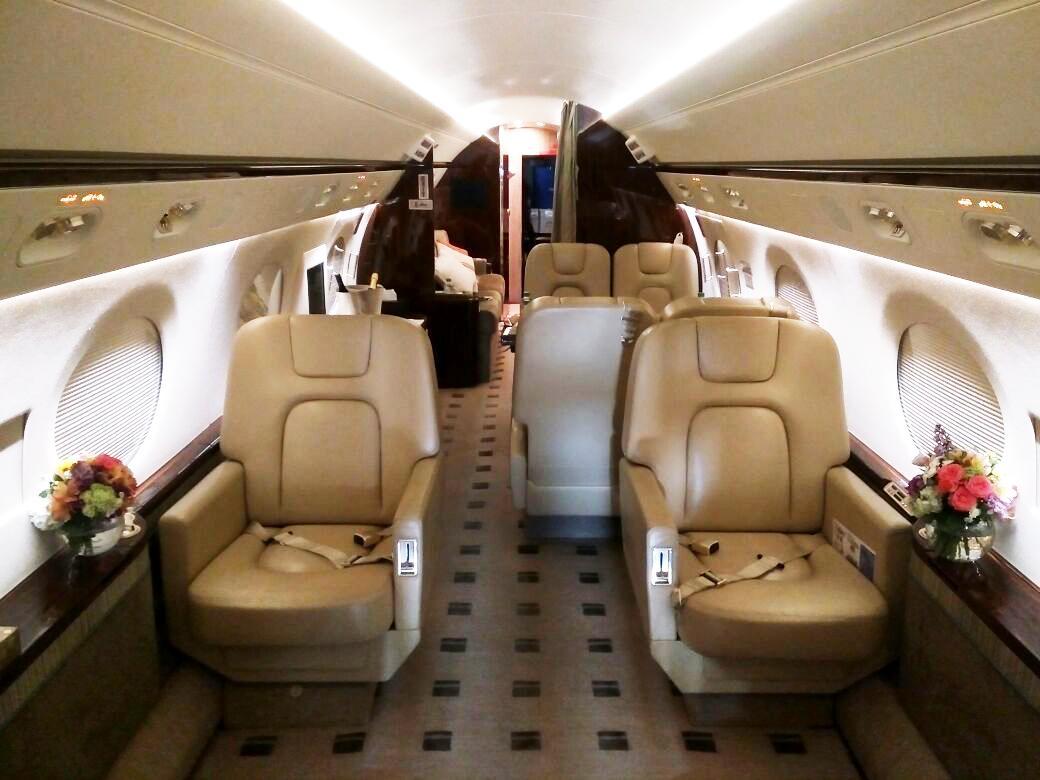 2008 Gulfstream G450 Photo 5