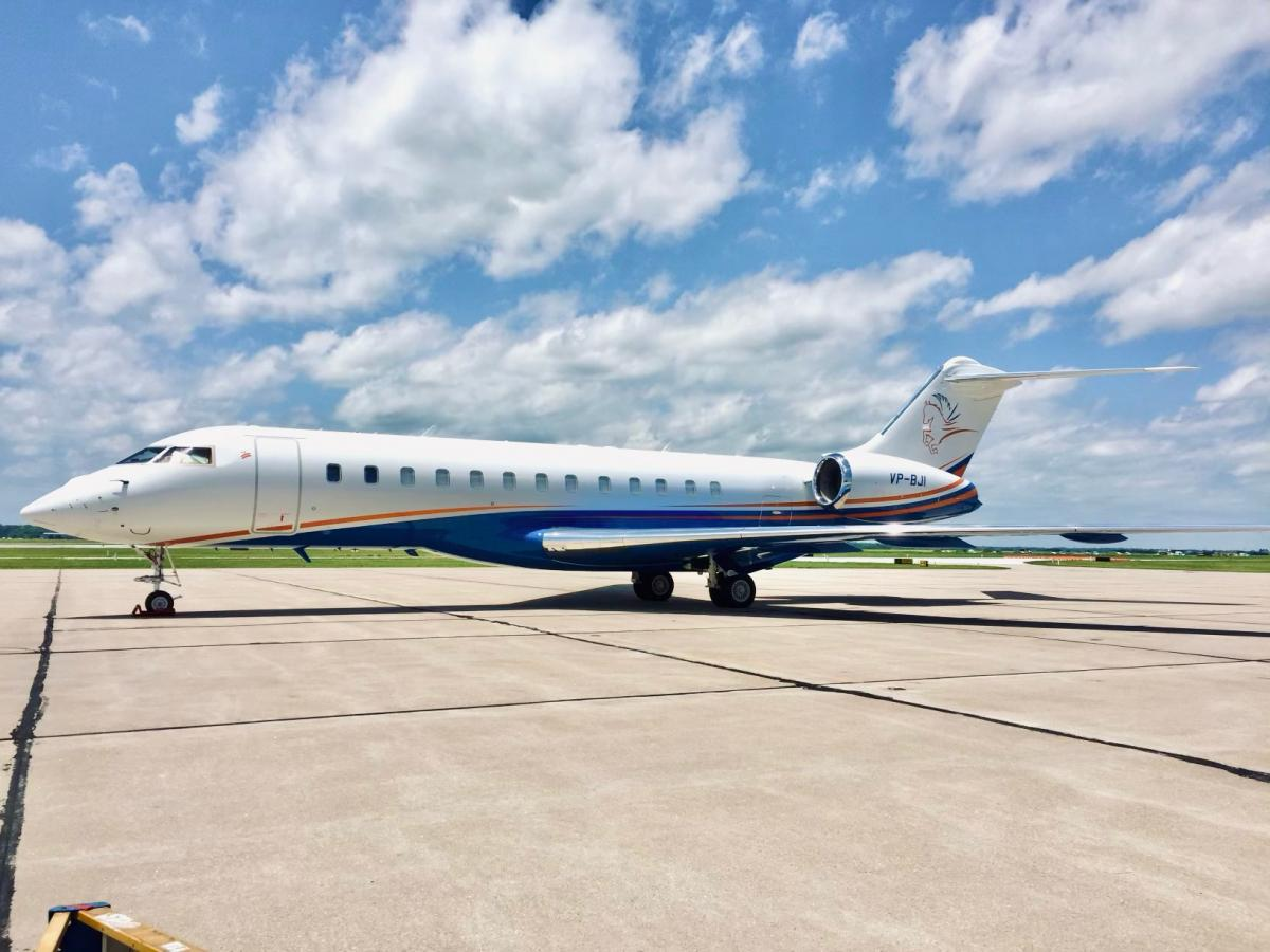 2009 Bombardier Global Express XRS Photo 2