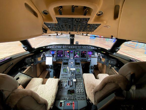2009 Bombardier Global Express XRS Photo 7
