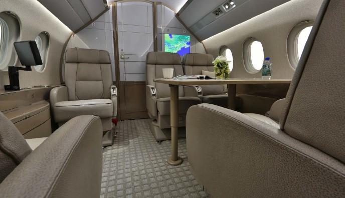 2009 Dassault Falcon 2000LX Photo 3