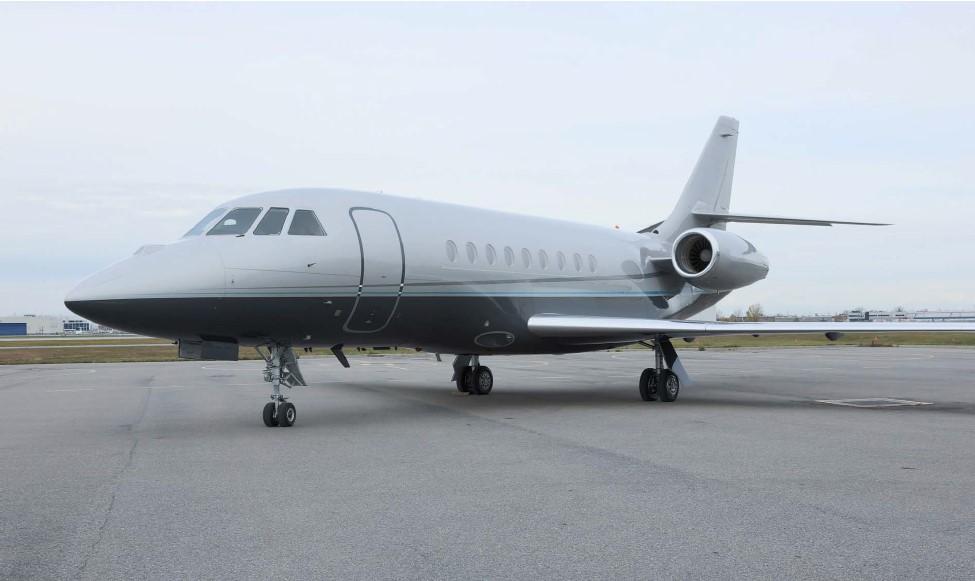 2009 Dassault Falcon 2000LX Photo 2