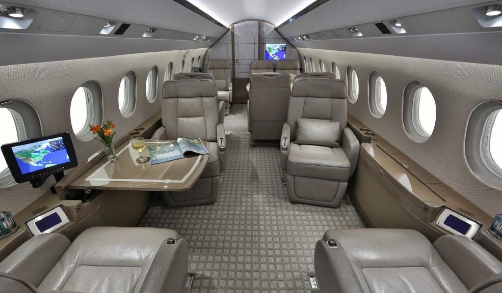 2009 Dassault Falcon 2000LX Photo 4