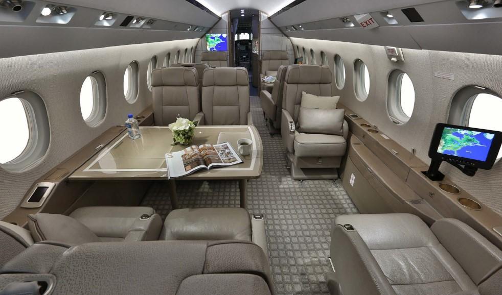 2009 Dassault Falcon 2000LX Photo 6