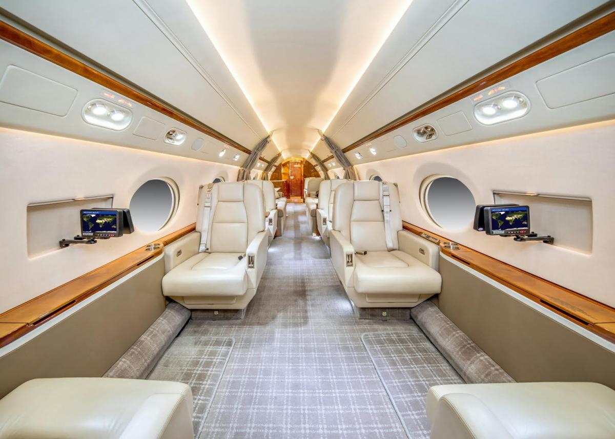 2008 Gulfstream G550 Photo 5