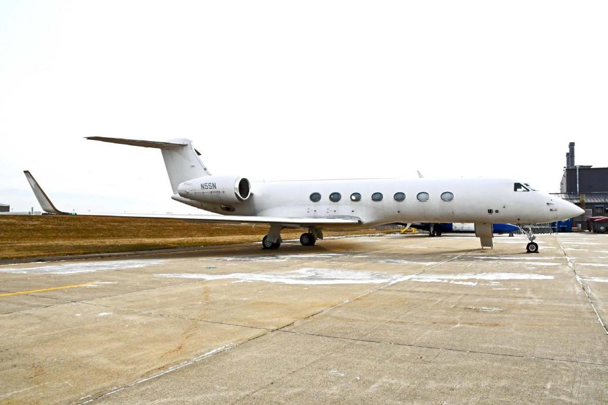 2006 Gulfstream G550 Photo 2