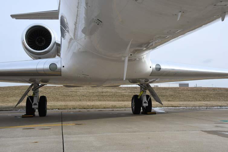2006 Gulfstream G550 Photo 4
