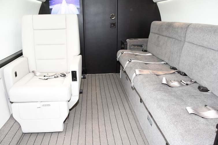2006 Gulfstream G550 Photo 7
