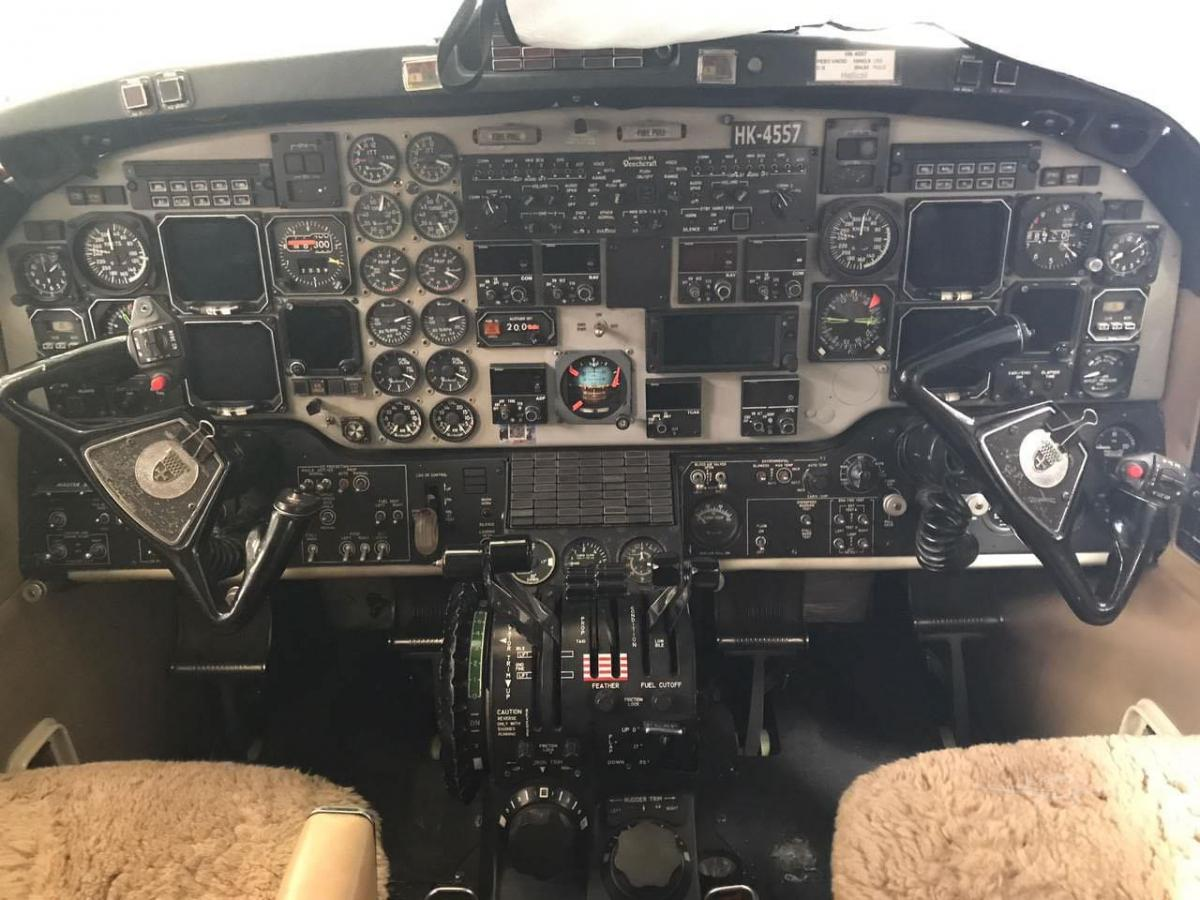 1993 BEECHCRAFT 1900D Photo 5
