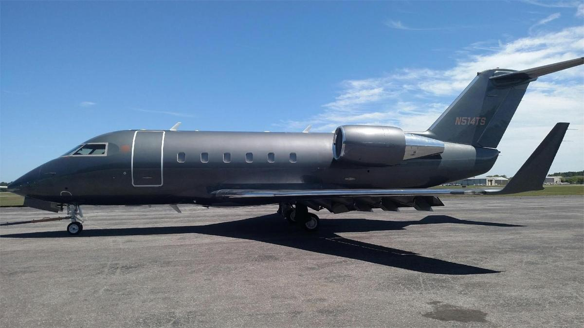 1988 BOMBARDIER/CHALLENGER 601-3A - Photo 1
