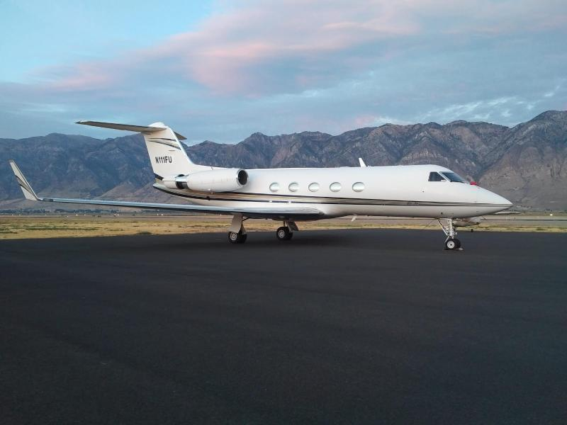 1982 Gulfstream GIII Photo 2
