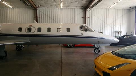 1989 Learjet 35 A Low Time Exceptional Maintenance Photo 2
