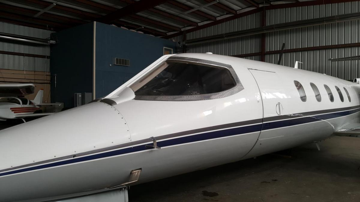 1989 Learjet 35 A - Photo 1