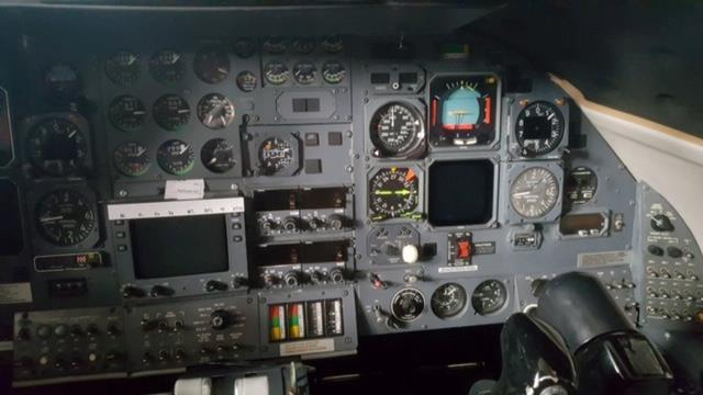 1989 Learjet 35 A Low Time Exceptional Maintenance Photo 4