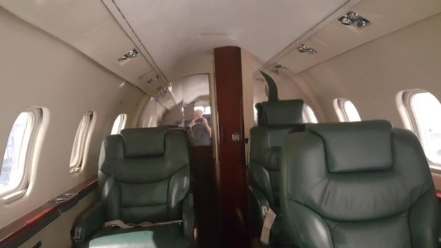 1985 LEARJET 55 Air Ambulance Equipment Available Photo 3
