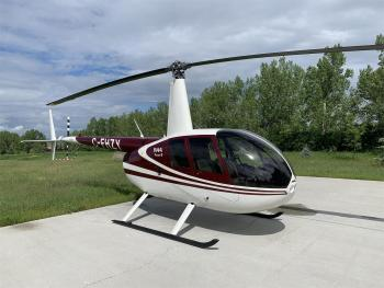 2006 ROBINSON R44 RAVEN II for sale - AircraftDealer.com