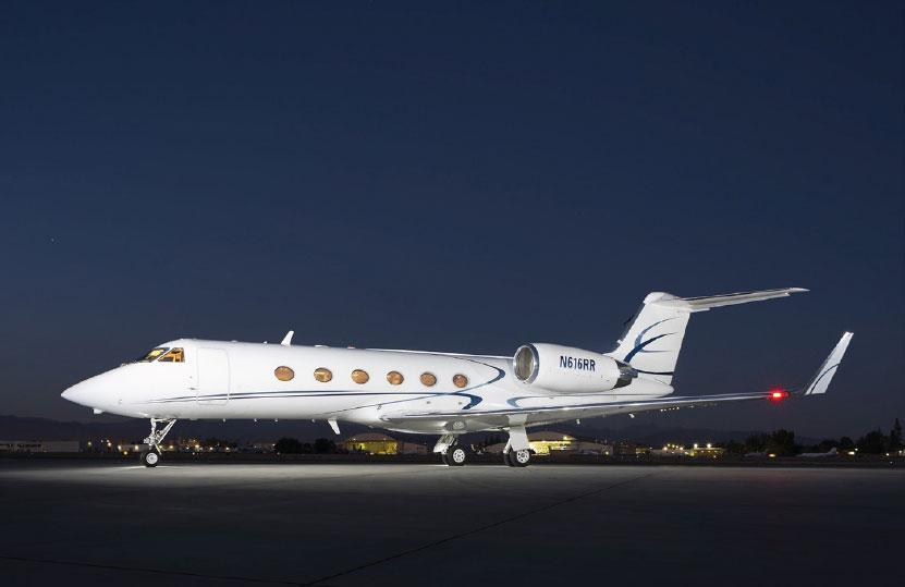 1999 Gulfstream G-IVSP Photo 2