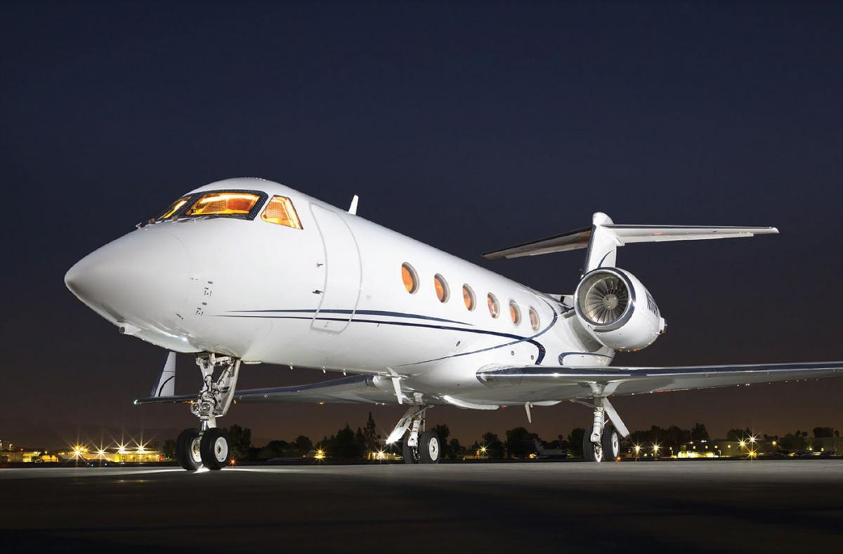 1999 Gulfstream G-IVSP Photo 3