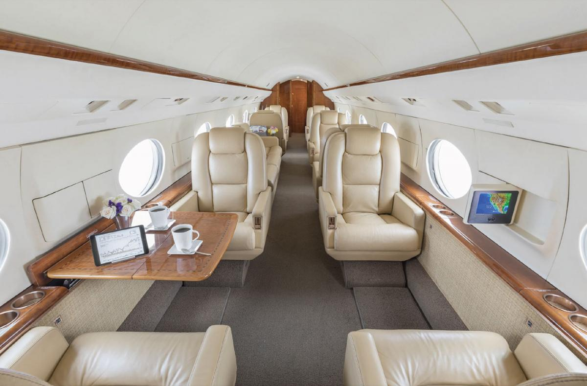 1999 Gulfstream G-IVSP Photo 5