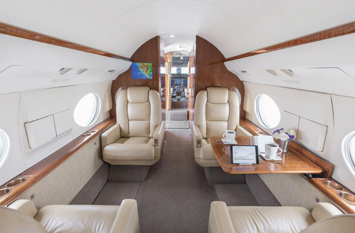 1999 Gulfstream G-IVSP Photo 6