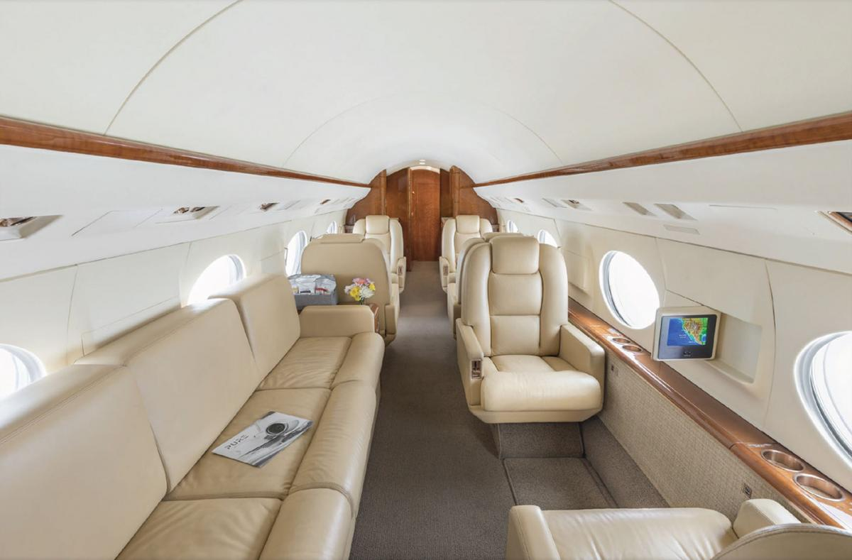1999 Gulfstream G-IVSP Photo 7