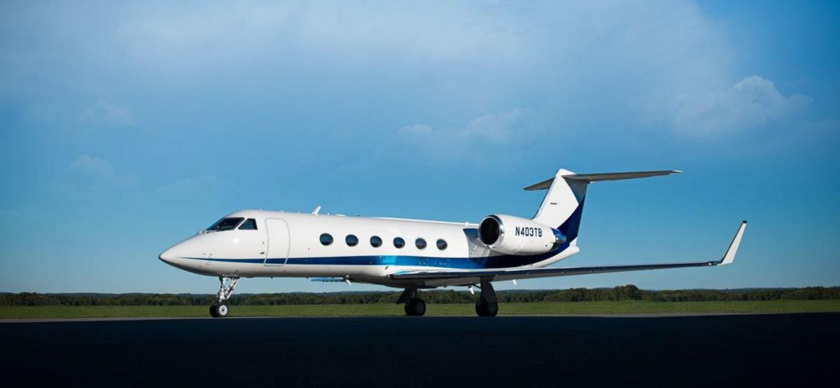1992 Gulfstream G-IV Photo 2