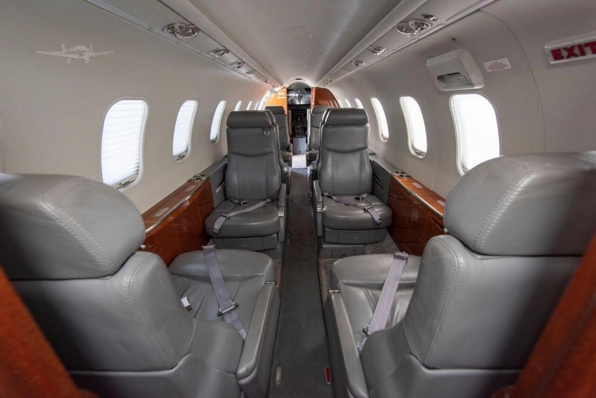 2007 LEARJET 45XR Photo 3
