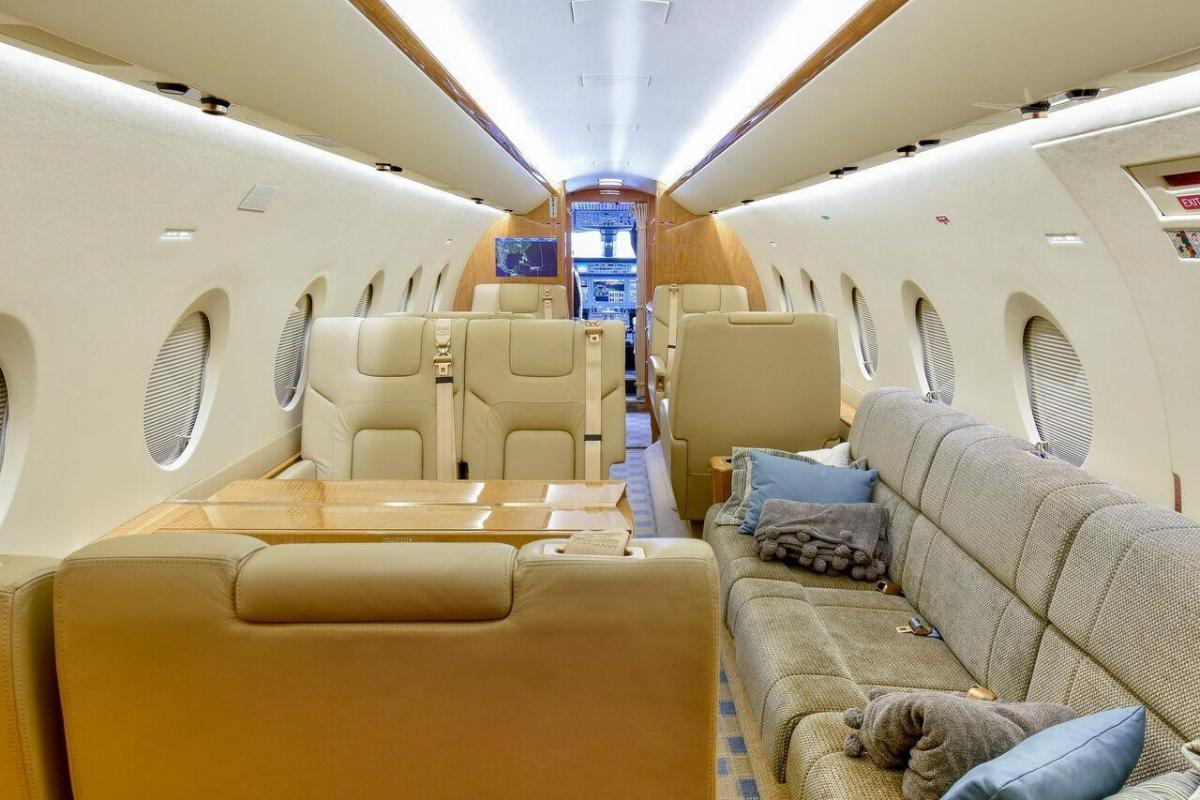 2013 GULFSTREAM G280 Photo 4
