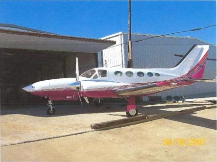1976 Cessna 421C - Photo 1
