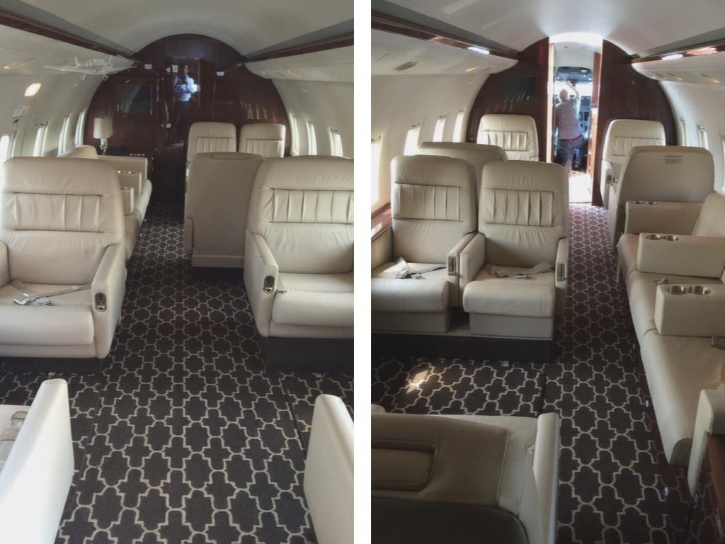 2005 BOMBARDIER/CHALLENGER 604  Photo 3