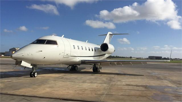 2009 BOMBARDIER/CHALLENGER 605 Photo 2