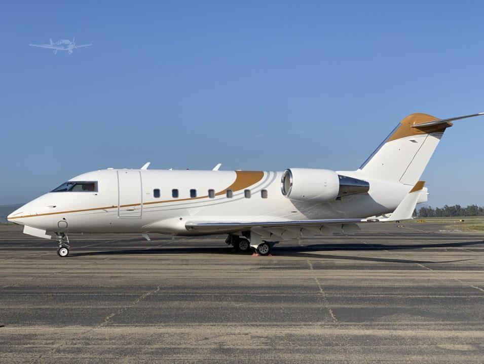 2005 BOMBARDIER/CHALLENGER 604 Photo 2