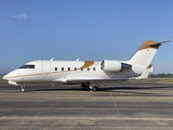 2005 BOMBARDIER/CHALLENGER 604 for sale - AircraftDealer.com