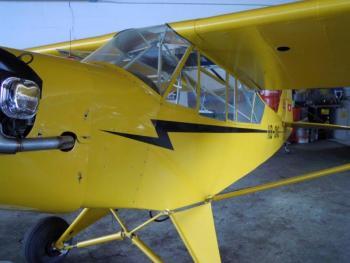 1944, PIPER J-3 CUB L4 - Photo 4
