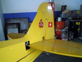 1944, PIPER J-3 CUB L4 - Photo 3