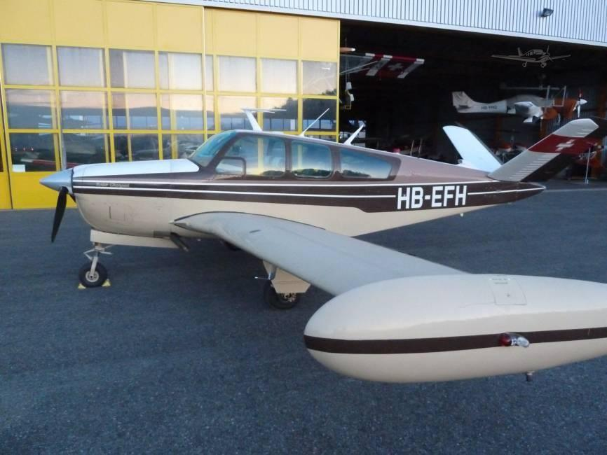 1966 BEECHCRAFT V35B TURBO BONANZA Photo 2