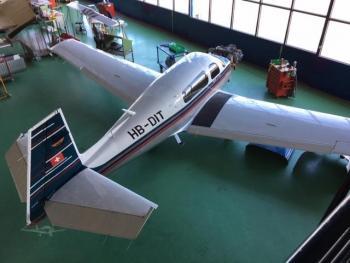 1992 MOONEY M20M BRAVO for sale - AircraftDealer.com